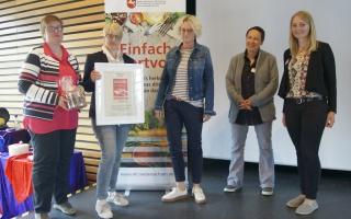 Schulverpflegung in Emstek ausgezeichnet!